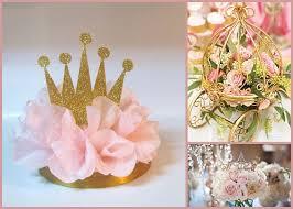 princess baby shower centerpieces centerpieces u0026 bracelet ideas