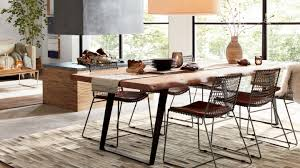 Kitchen And Dining Room Tables Furniture For Your Contemporary Home Crate And Barrel