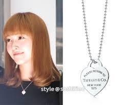 heart charm necklace tiffany images Soshified styling jessica tiffany co jpg