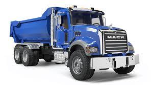 bruder garbage truck bruder mack granite halfpipe dump truck amazon co uk toys u0026 games