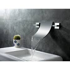 wall bathroom sink designing
