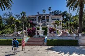 hearst castle building the dream gate to adventures