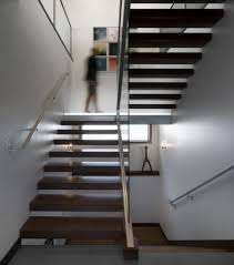 Contemporary Stair Parts by Architectural Stairs Design Apartments Stunning Greenwich Street