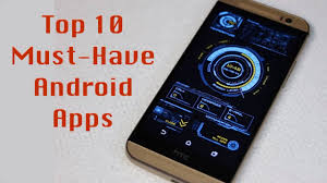 top android top 10 best android apps