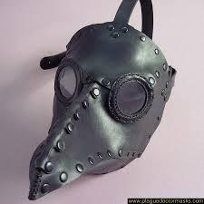 real plague doctor mask black mask plague doctor mask for sale beak mask