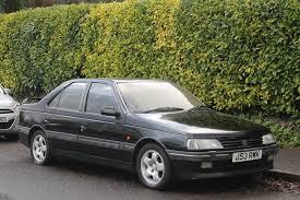 peugeot car history file 1991 peugeot 405 mi16 v 12441575305 jpg wikimedia commons