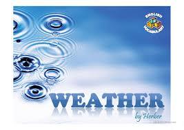73 free esl weather powerpoint presentations exercises