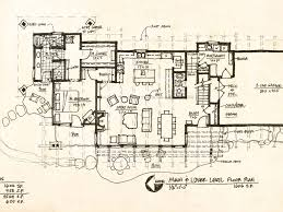 Simple Cabin Floor Plans by Download Mountain Cabin Floor Plans Adhome