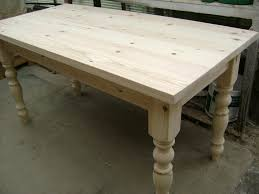 How To Build Kitchen Table by Diy Kitchen Table Plans Home And Interior