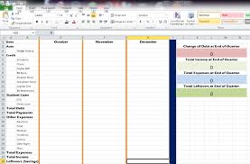 Excel Template Expense Report by How To Make An Excel Spreadsheet For Monthly Expenses Spreadsheets