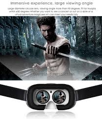 magicsee m1 all in one vr headset 3d virtual reality glasses with