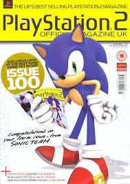 ps2 official magazine uk sonic pinterest