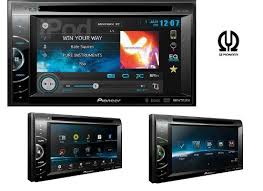 avh x1500dvd multimedia dvd receiver features a beautiful 6 1