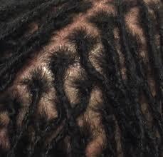 interlocking hair switching between palm rolling interlocking without causing