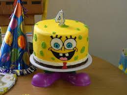spongebob cake ideas spongebob cake cakecentral