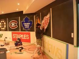hockey bedrooms hockey bedrooms painted hockey room bedroom ideas pinterest
