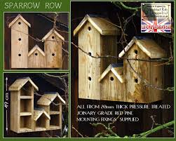 Modern Row House by Best 25 Bird Boxes Ideas Only On Pinterest Birdhouse Building