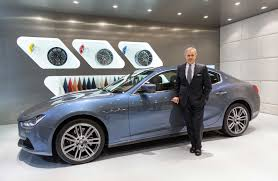 maserati usa an interview with maserati alfa romeo ceo harald wester