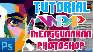 tutorial wpap photoshop 7 tutorial dasar wpap dengan photoshop dengan suara file latihan