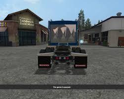 2017 kenworth w900 kenworth w900l fs2km v1 0 for fs17 farming simulator 2017 fs ls mod