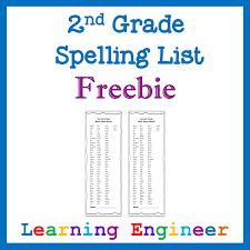 https www teacherspayteachers com product 2nd grade spelling