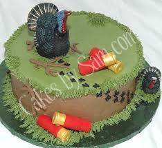 25 horrifying thanksgiving turkey cakes