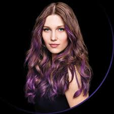 How To Wash Hair Color Out - color styler in purple mania semi permanent hair color garnier