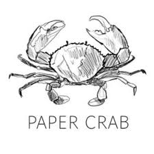 paper crab by papercrab on etsy