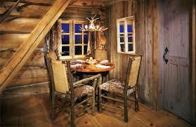 rustic decor ideas one room cabin interiors small rustic cabin
