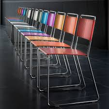 Multi Coloured Chairs by Estrosa Chairs Stackable Breakout Chairs Apres Furniture