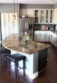 idea for kitchen island rounded kitchen island unique best 25 curved kitchen island ideas