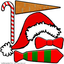 christmas photo booth props the cherry on top free christmas photo booth props from the
