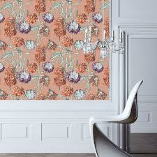 home wallpaper dining room tempaper removable wallpaper in