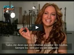 how long is jennifer degaldos hair jennifer lopez aol interview behind scenes people magazine