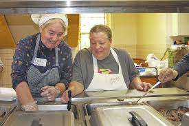 mt airy news thanksgiving meal to connect community