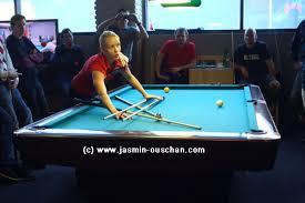 Academy Pool Table by Billiard Sport Academy Showtraining With Jasmin Ouschan