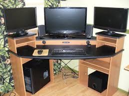 L Shaped Desk Gaming L Shaped Gaming Computer Desk Favorites Pinterest Corner Photos Hd