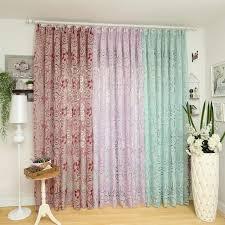 Multi Colored Curtains Aliexpress Com Buy European Curtain Kitchen Multicolored Elegant