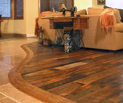 fsc hickory floor with fullsawn texture