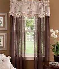 Country Curtains Overleigh Lined Scalloped Valance Country Curtains Foyer