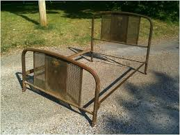 antique metal bed frame kits tips for buying the best antique