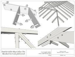 Hip Roof Images by Truss Plugin Extension Extensions Sketchup Community