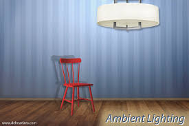 Accent Lighting Definition Different Types Of Lighting And How To Use Them