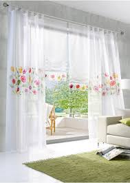 Shabby Chic Voile Curtains by Shabby Chic Curtain