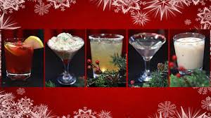 b s happy hour 5 festive cocktails from siriusxm