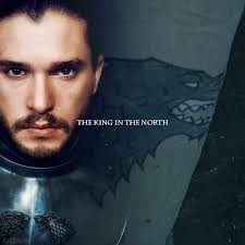 King Of The North Meme - the king in the north jon snow bloody game of thrones pinterest