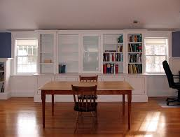 Built In Office Furniture Ideas Where To Buy Built In Office Cabinets Home Office Office Cabinets