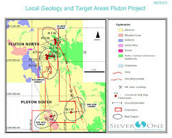 Durango Mexico Map Pluton Durango Mexico Silver One Resources Inc