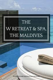 maldives islands paradise resort w retreat u0026 spa