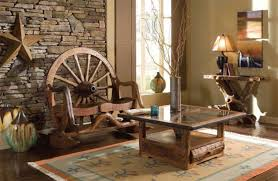 Alluring  Western Living Room Decor Inspiration Design Of - Western style interior design ideas
